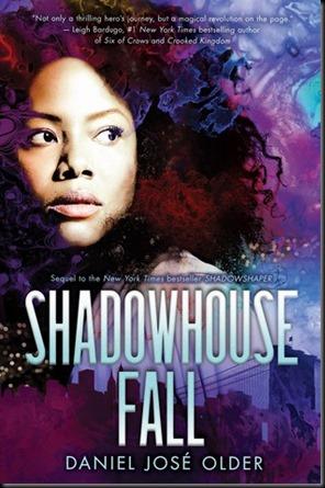 Shadowhouse Fall  (Shadowshaper #2)