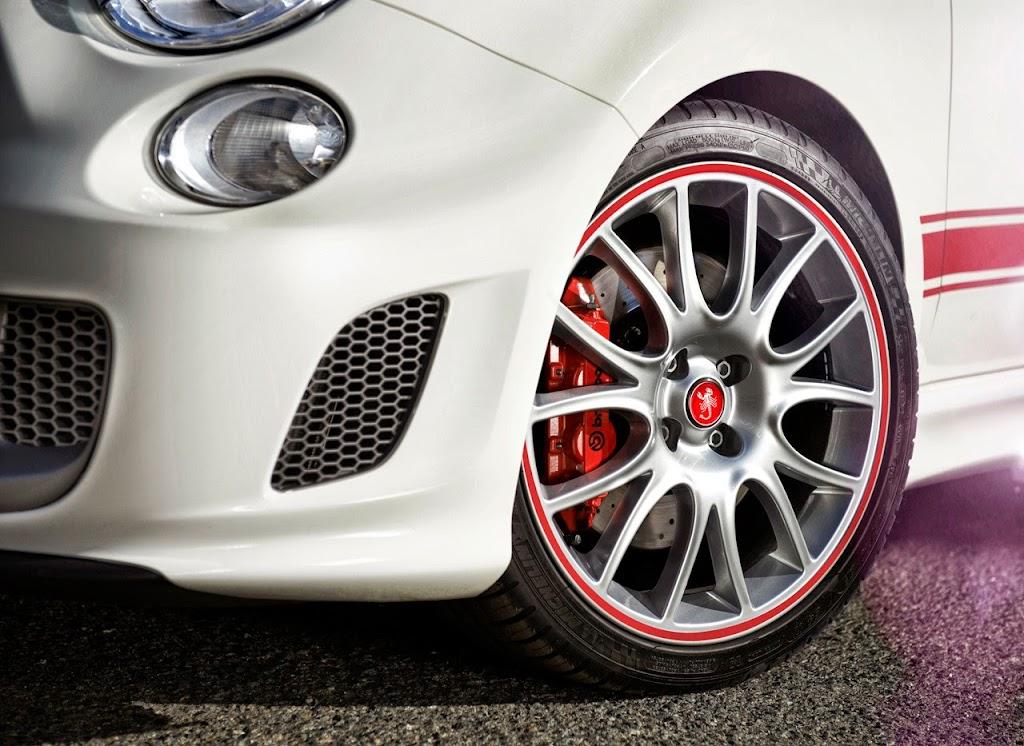 Fiat Abarth 595 50th Anniversary Edition 5
