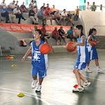 Jugadoras NBA Tecnificando con la FV durante el verano