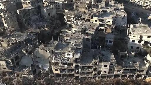 تقرير: بعد عشر سنوات من الحرب ، لا يزال الصراع يشل سوريا