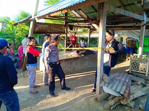 Warga Tanete Riattang Barat Digegerkan Penemuan Mayat di Dekat Sunggai Watangpalakka