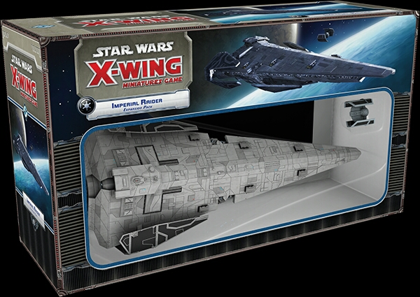 Imperial Raider X-Wing
