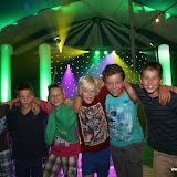 Kinderdisco dorpsfeest Opeinde