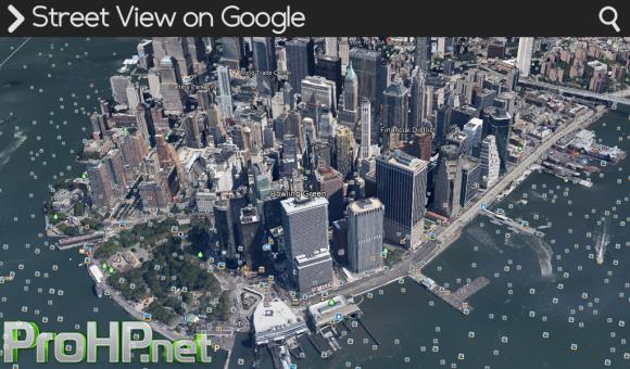 Streetview on Google v1.3