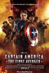 Captain America The First Avenger - Kẻ Báo Thù Đầu Tiên