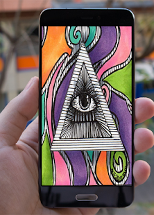 Wallpaper For Illuminati - náhled