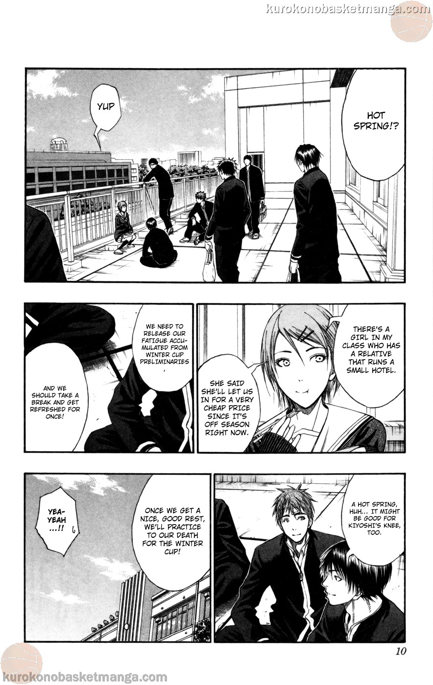 Kuroko no Basket Manga Chapter 109 - Image 08