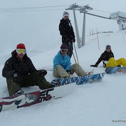 Snowboarding - Les Arcs, France 2011