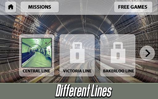 London Subway: Train Simulator  screenshots 3