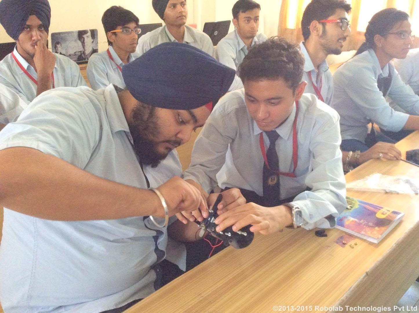 Amritsar College Of Engineering and Technology, Amritsar Robolab 15 (19).jpg