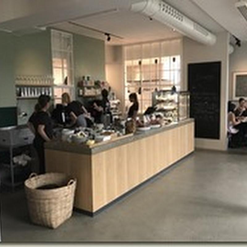 Matmagasinet–new location