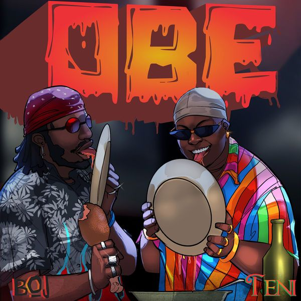[Music] BOJ – OBE ft. Teni
