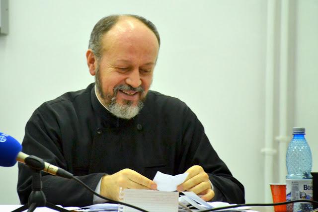 Pr. Constantin Necula despre tineri, FTOUB 082