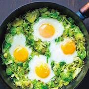 к чему снятся яйца жареные?