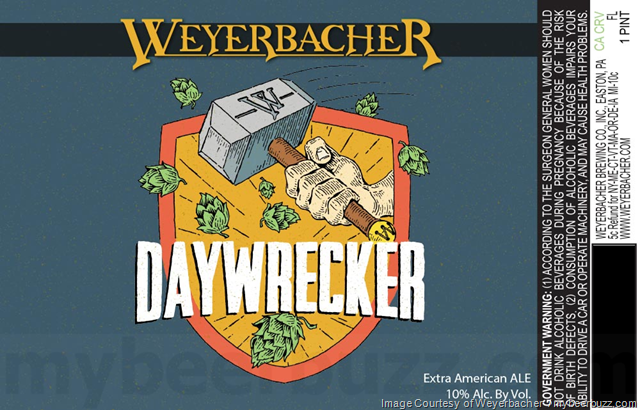 Weyerbacher Adding New Daywrecker Extra American Ale 16oz Cans