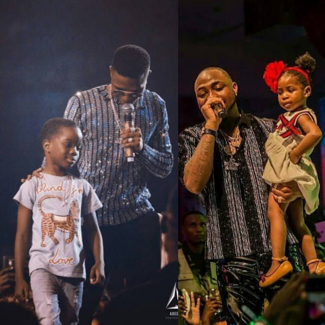 6 Clear Similarities Between Wizkid And Davido's Concerts