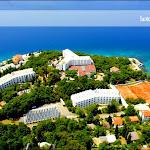 Chorwacja/Wyspa Krk/Krk - Hotel Adriatic