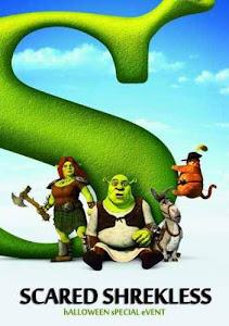 Scared Shrekless - Scared Shrekless poster