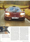 Classic and Sports Car magazine - Rowan Atkinson Mclaren F1 Special - PAge 4