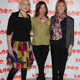 OIC - ENTSIMAGES.COM - Hattie Hayridge, Natalia Tena and Ruth Sheen  at the LOCO Superbob UK film Premiere Q and A at BFI London 24th January 2015 Photo Mobis Photos/OIC 0203 174 1069