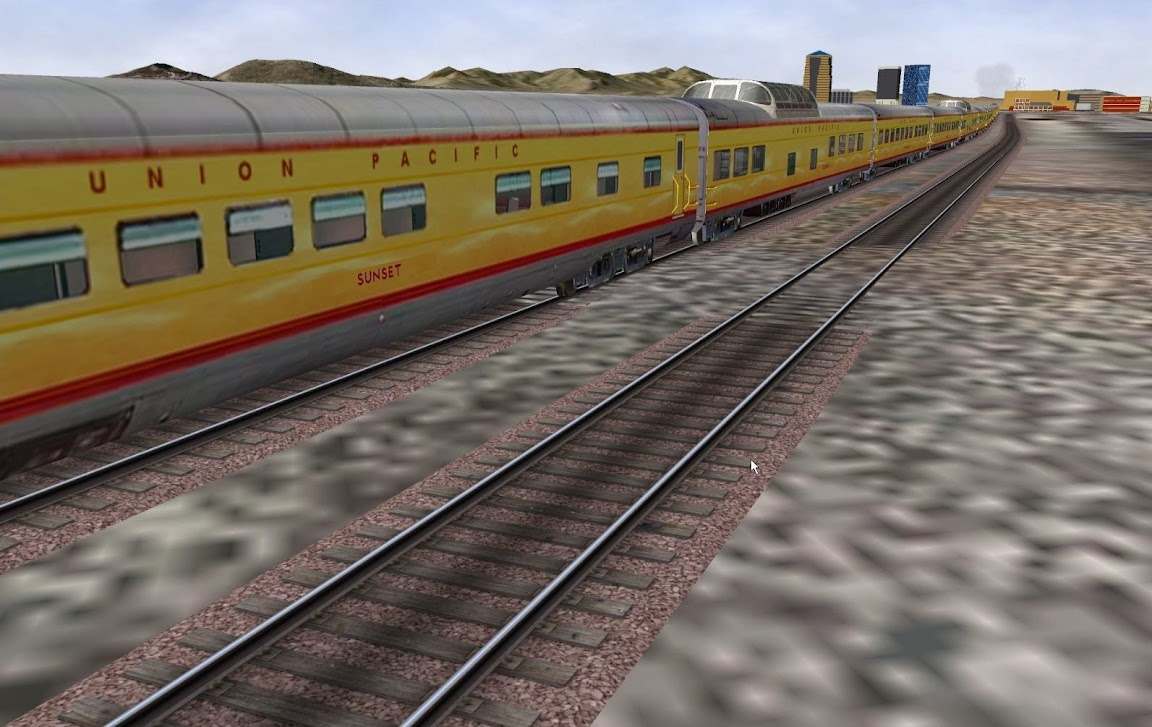 Union Pacific Business Cars Page 2