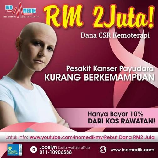 Dana CSR Kemoterapi