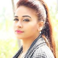 Actress Jayathi New Stills