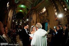 Foto 3108. Marcadores: 17/07/2010, Casamento Fabiana e Johnny, Igreja, Igreja Nossa Senhora Monte do Carmo, Rio de Janeiro