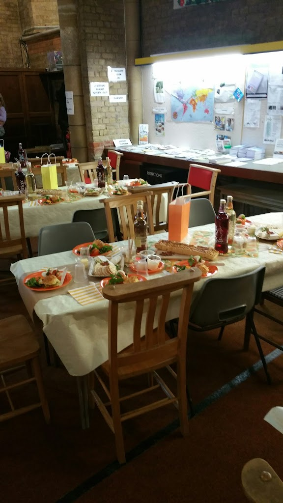 Harvest lunch 2015