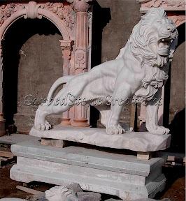 Animal, Exterior, Ideas, Lions, Statues