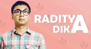 Raditya dika blogger terkaya di Indonesia