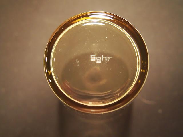 SGHR スガハラのグラスを購入