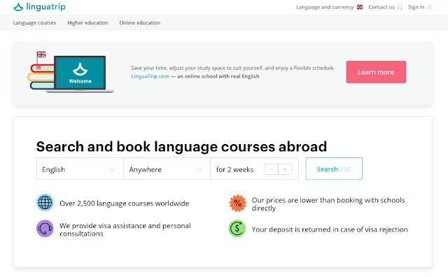 plataforma-online-para-reservar-escolas-de-idiomas-no-exterior-e-aprender-ingles-online