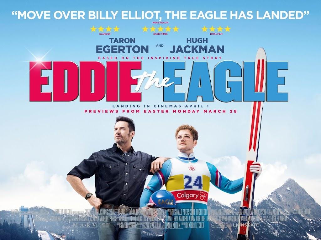Έντι ο Αετός (Eddie The Eagle) Wallpaper