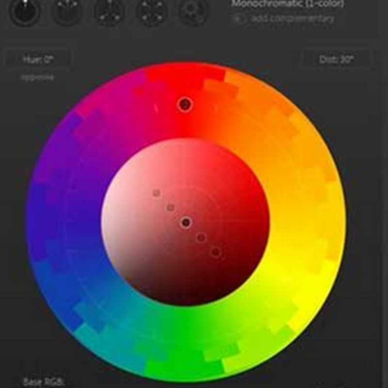 10 recursos web para encontrar y combinar colores