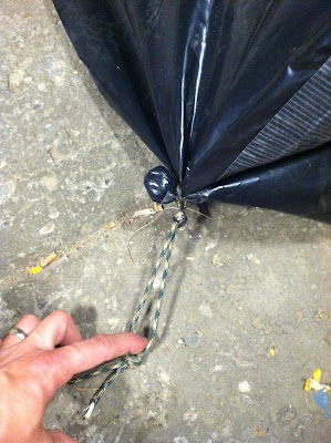 Tarp Tent - Tie outs