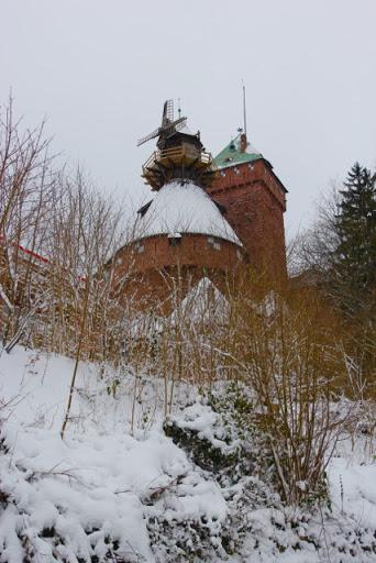 Windmill aboard, for Castle needs!
