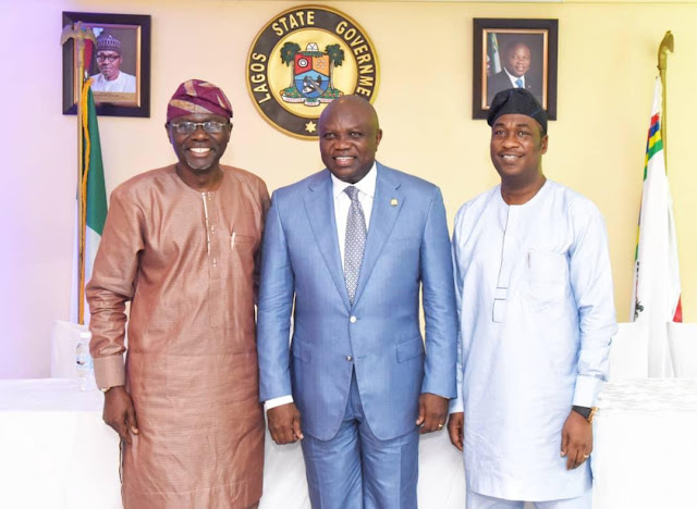 Forget The Past, Work For Buhari, Sanwo-olu's Victory, Ambode Urges Epe Division