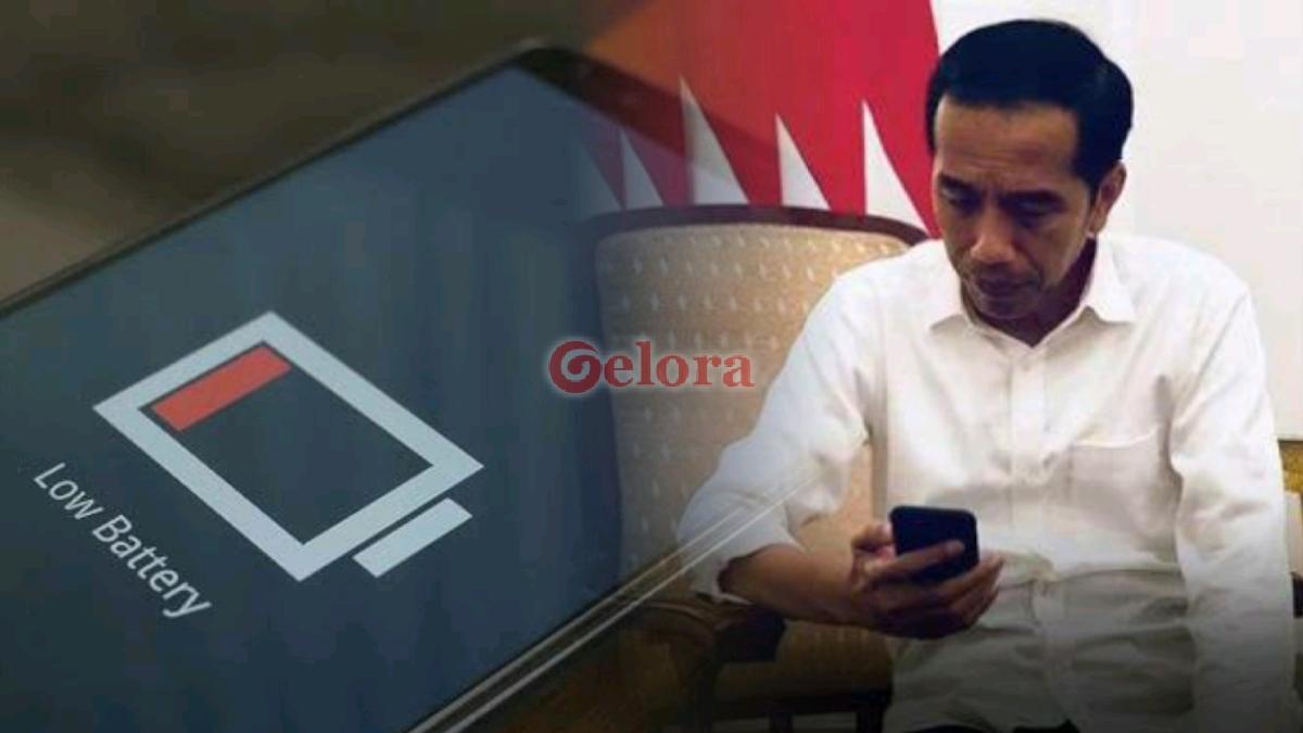 Adhie: Pemerintahan Jokowi Sudah LowBat, Akankah Bisa Bertahan?