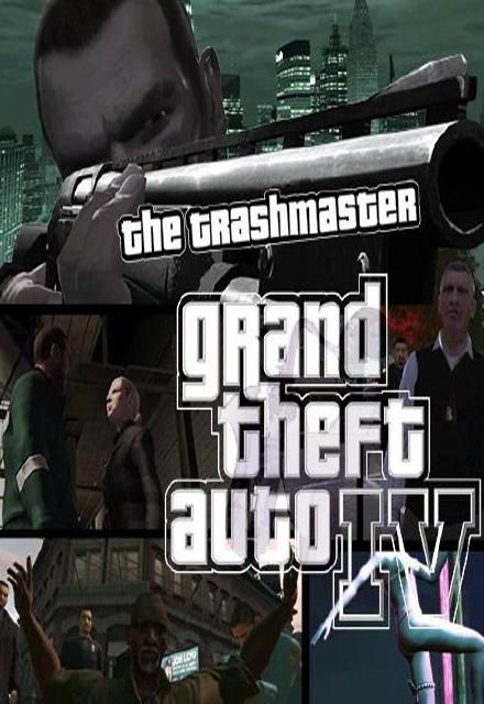 GTA IV: The Trashmaster Subtitulada