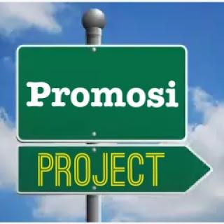 cara mempromosikan karya project baru bidang musik film startup gratis