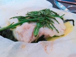 Chabrol Toronto: white fish
