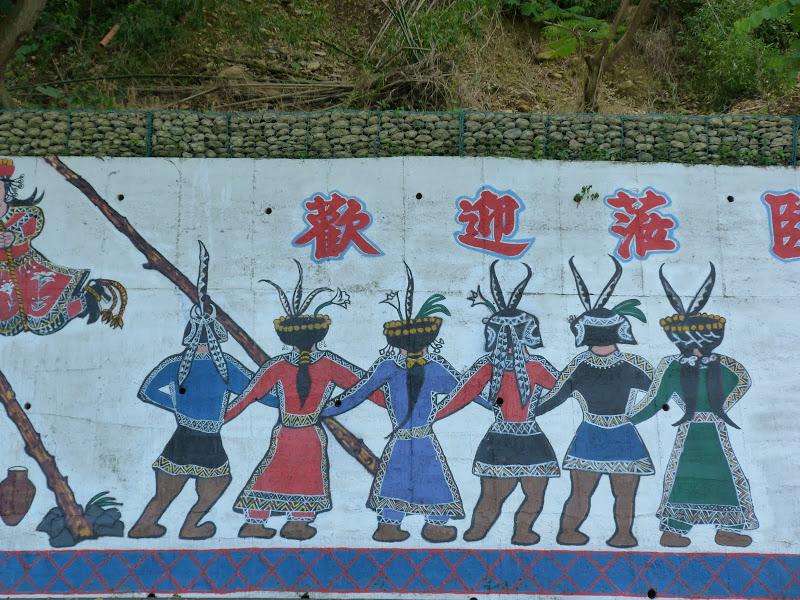 Tainan County.De Dona village à Meinong via Sandimen en scooter.J 12 - P1220568.JPG