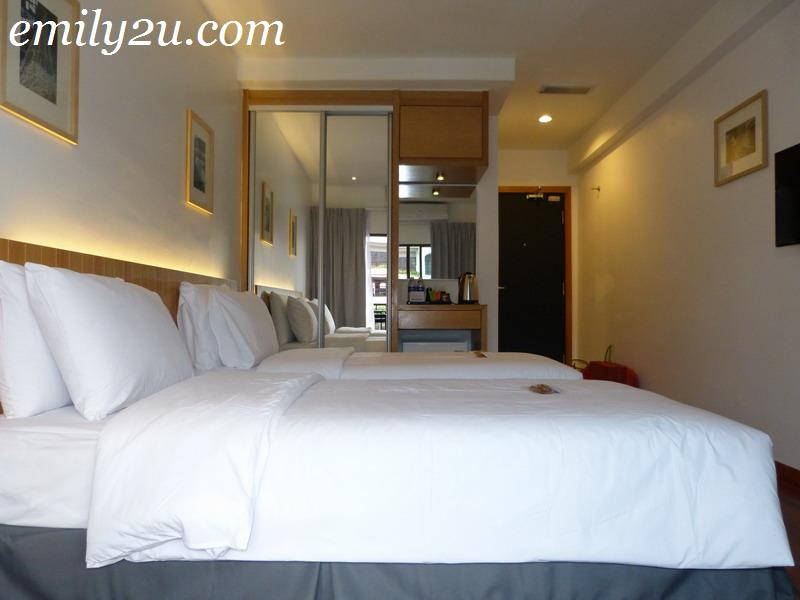 Quayside Hotel Malacca