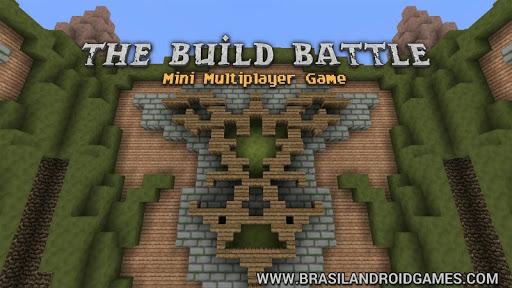 Download The Build Battle : Mini Game v1.2.1 APK Full Grátis - Jogos Android