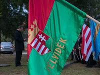 05 Felvidék zászlója a megelékezésen.JPG