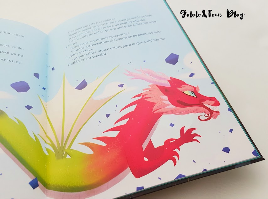 Princesas Dragón, el misterio del huevo dorado
