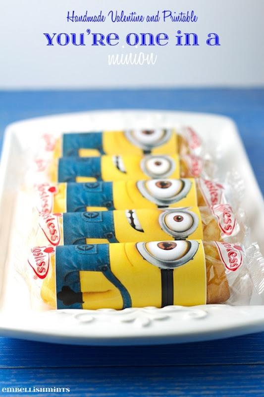 Twinkie-Minion