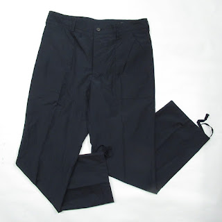 Prada Button Fly Trousers
