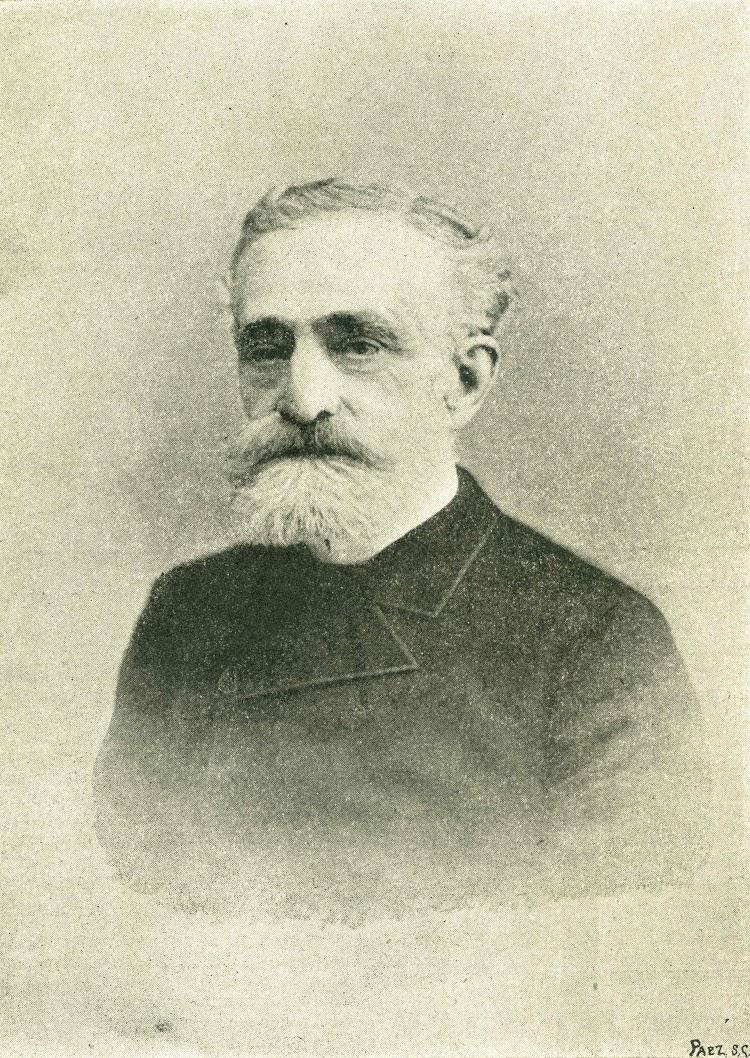 Excmo. Sr. D. Federico Nicolau. Texto y foto de la revista El Mundo Naval Ilustrado. Enero de 1898.jpg